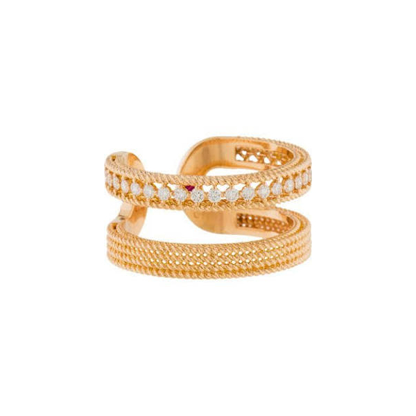 Diamond Fashion Ring by Roberto Coin